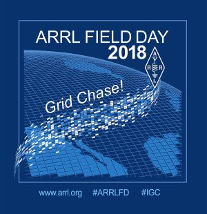 2018 ARRL Field Day Logo