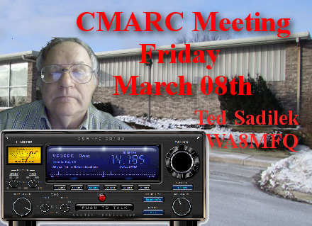 Ted Sadilek presents VoIP over ham radio