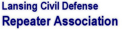 Lansing Civil Defense Repeater Association
