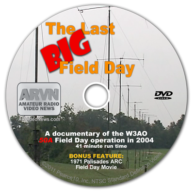 The Last BIG Field Day DVD